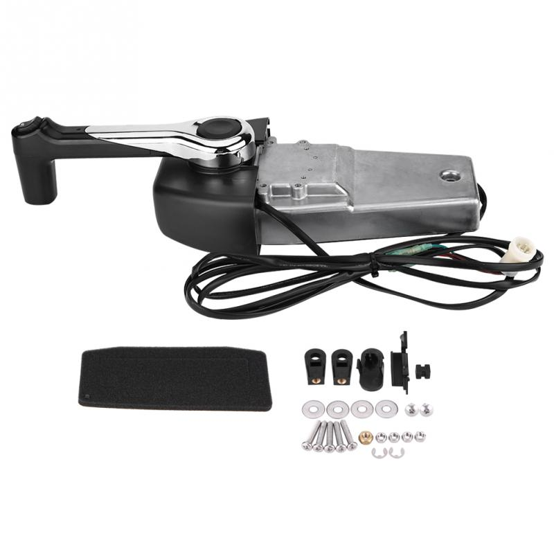 704-48205-R0-00 Yamaha New OEM Outboard Binnacle Control Assembly