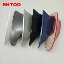 цена на FOR Citroen C2 C3 C4 C6 DS3 DS4 DS5 Radio shark fin Car antenna With 3M adhesive blank radio signal auto Car Styling Accessorie