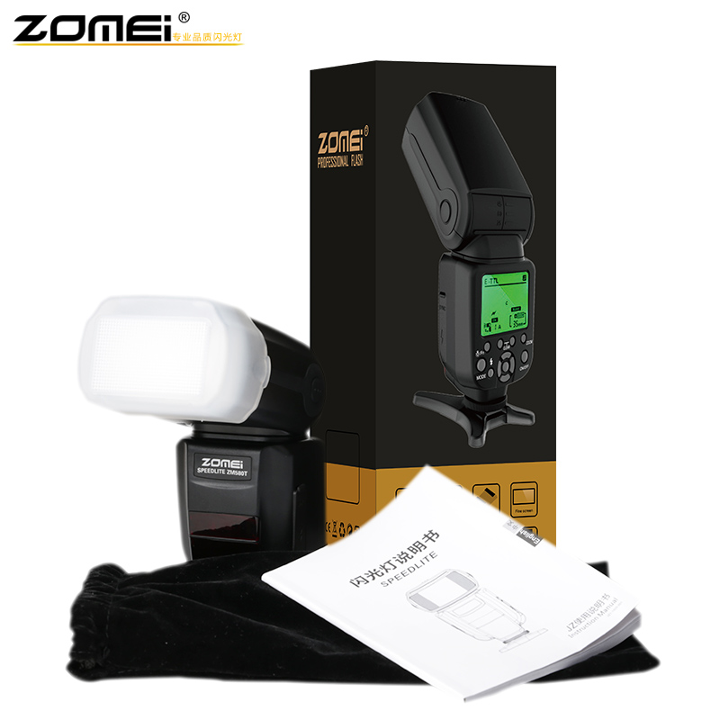 Zomei ZM580T Auto Focus TTL 1/8000S High Sync Speed Flash Speedlite for Nikon D5500 D3200 D5200 D5300 D7000 D7100 D750 CameraZomei ZM580T Auto Focus TTL 1/8000S High Sync Speed Flash Speedlite for Nikon D5500 D3200 D5200 D5300 D7000 D7100 D750 Camera