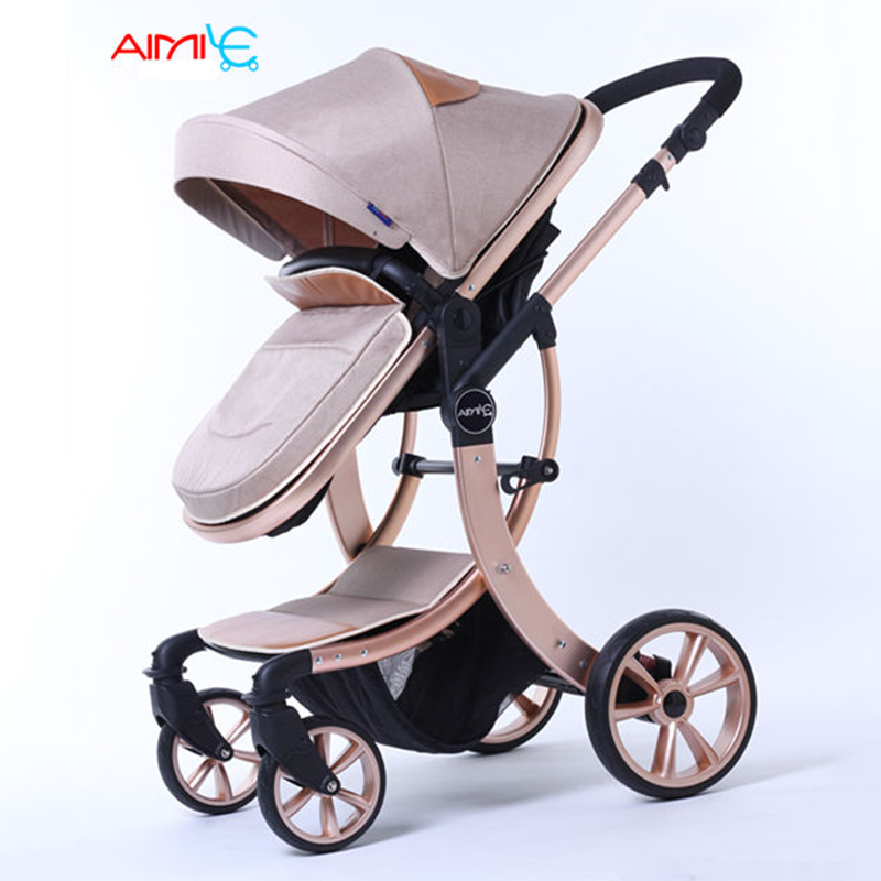 цены Baby stroller baby stroller shock absorbers light folding stroller 4runner