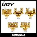 100% Original IJOY COMBO Gold-plated Building Deck COMBO RDTA IMC-1/IMC-2 Hight Quality Build Deck for Different Coils