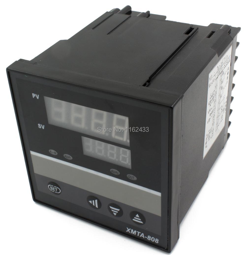XMTA-8 RS485 modbus interface digital temperature controller relay SSR 0-22mA SCR outputXMTA-8 RS485 modbus interface digital temperature controller relay SSR 0-22mA SCR output