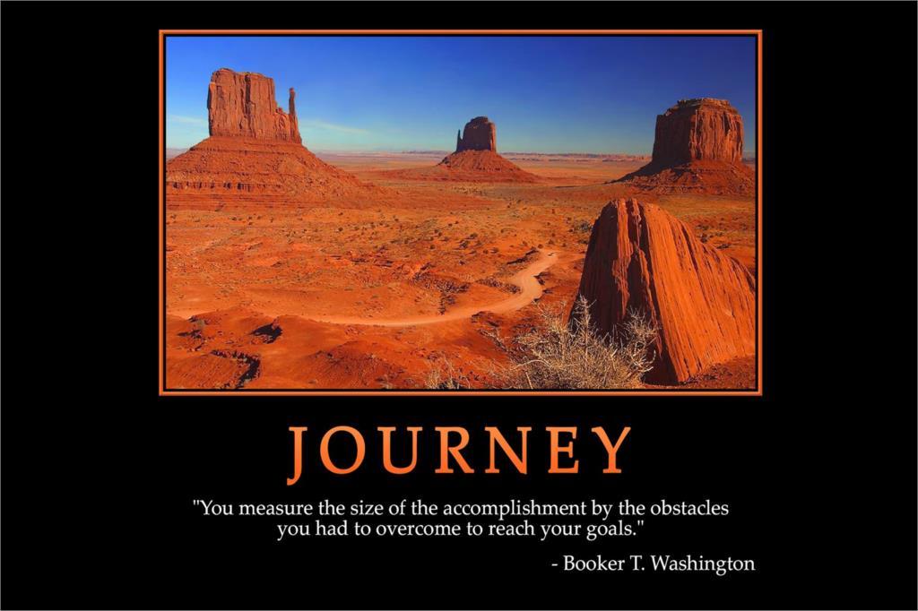 Diy Frame Journey Booker T Washington Quotes Inspirational