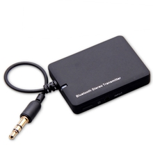 Mini 3.5mm Bluetooth Audio Transmitter A2DP Stereo Dongle Adapter for TV iPod