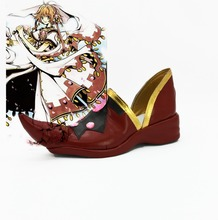 Anime Shoes Tsubasa: RESERVoir CHRoNiCLE Sakura Cosplay Boots Shoes For Women Girls(China)