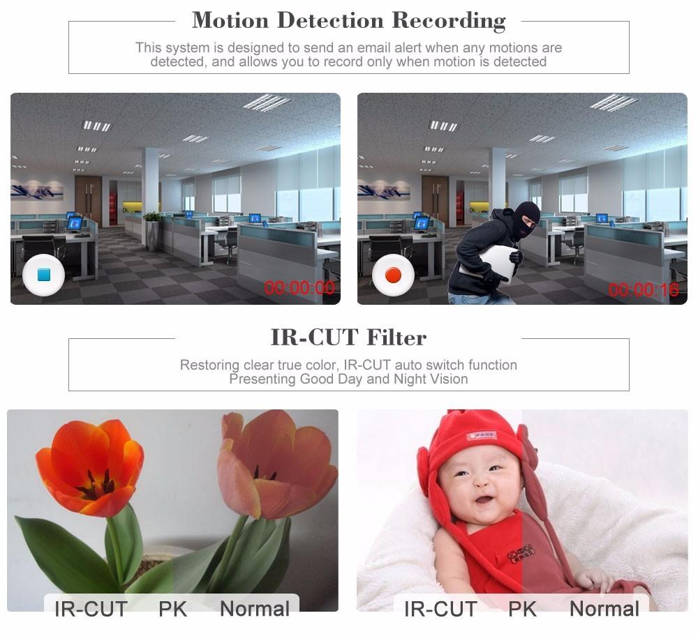 Motion detect detect