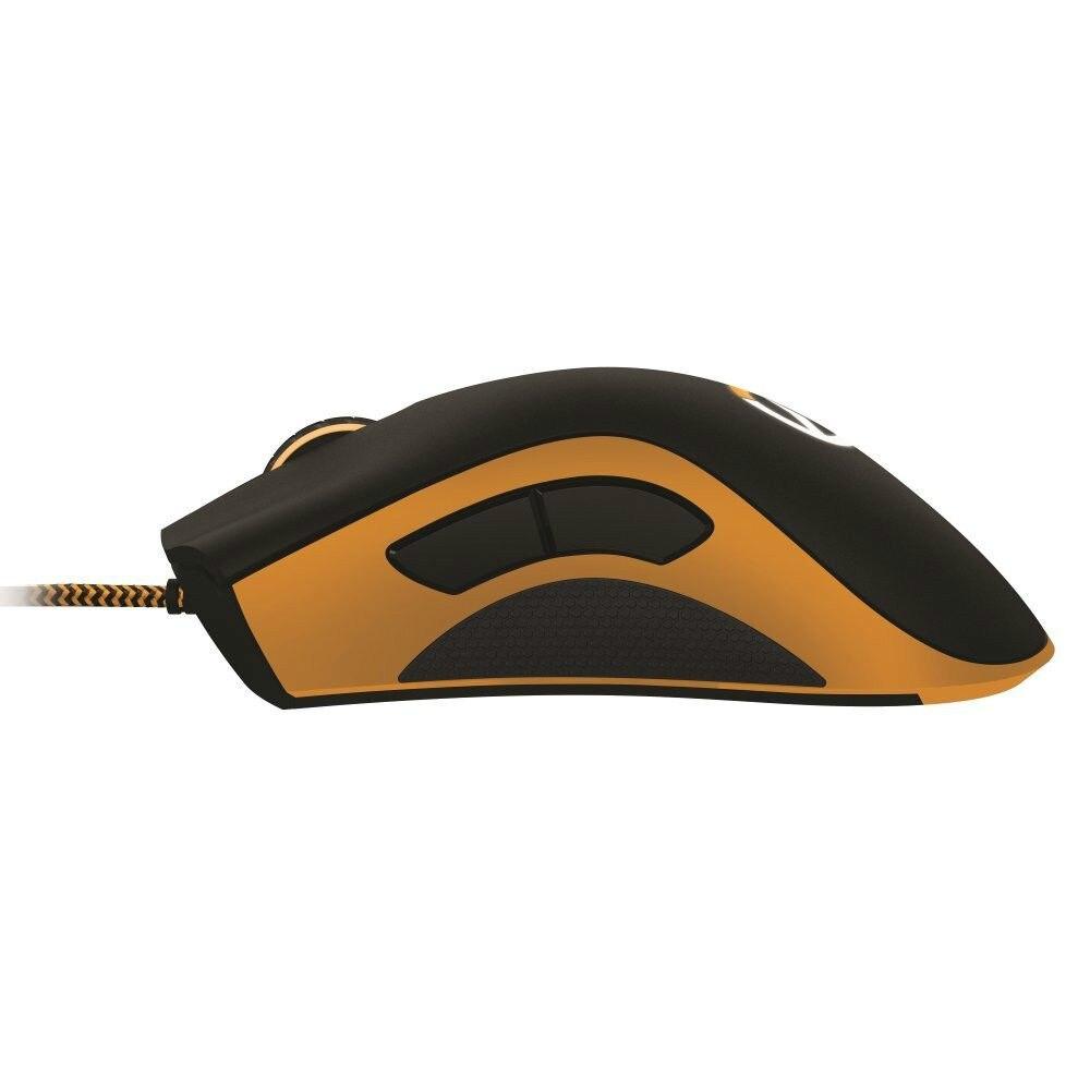 Razer DeathAdder Chroma Overwatch édition souris de jeu 10000 DPI RGB ergonomique PC Gamer USB câblé paquet de détail - 3