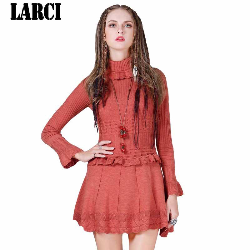 Plissée Longues red Manches Maigre Robe Femmes Robes D'hiver Roulé Pa8176 2018 Coton New Black Casual Larci À Col T6Bf1OWq1