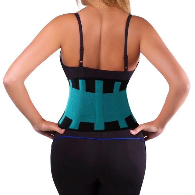 2016 Women  Waist Shaper Tummy Trimmer Underwear Slimming Sport Girdles  Shapers Firm Control Waist Cincher Shapwear 4