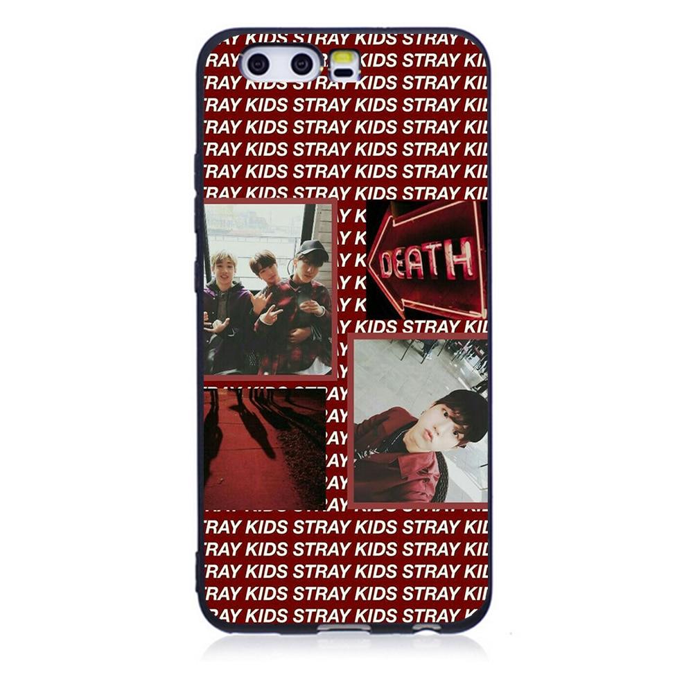 US $3 68 |stray kids i am you mv Soft black TPU Phone Case For Huawei P8  Lite P9 Lite 2017 For Huawei P10 P10Lite P20 P20 Lite Cover Case-in