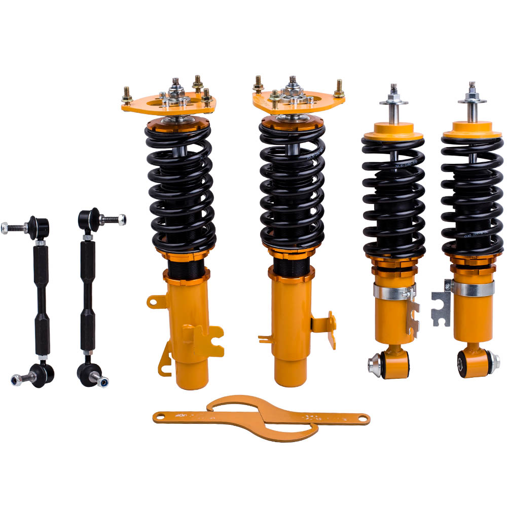for Mini Cooper S R55 R56 R57 R58 R59 R60 JCW 1.6l Coilover Camber Plate Front