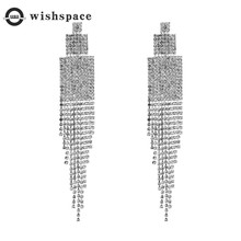 America and Europe pop exaggerated alloy set auger dance party birthday present fashionable woman earrings