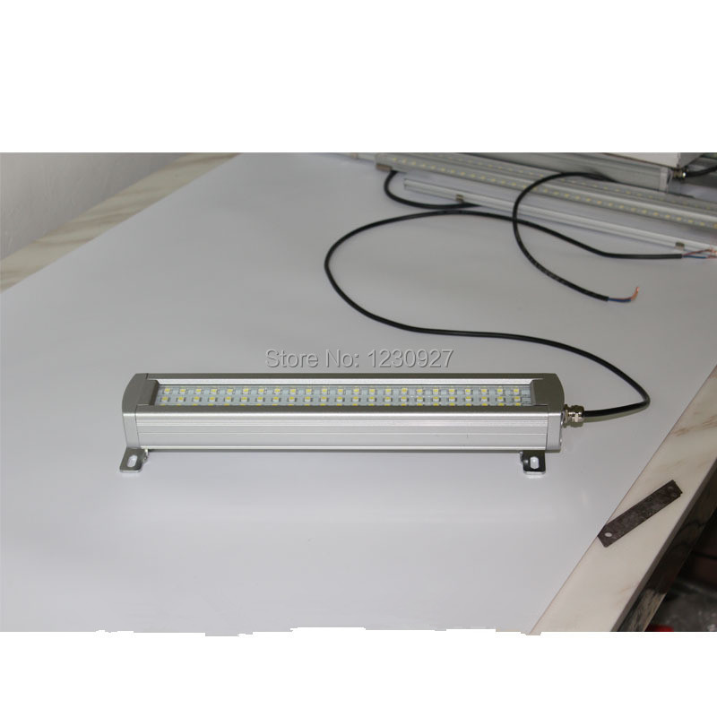 ФОТО Free shipping CMO 20W 24V/110V/220V LED metal Waterproof explosion-proof lamp CNC machine bar industrial light