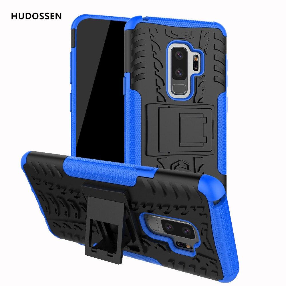 Back Cover Coque For Samsung Galaxy S9 Plus S9Plus S 9 Plus S9+ G965 Case PC + Hard Silicone Silicona Dual Cases Custodie Fundas