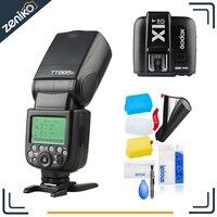 Pre Sell Godox Speedlite Strobe TT685O X1TO For Olympus Panasonic Lumix Camera Flash TTL HSS GN60