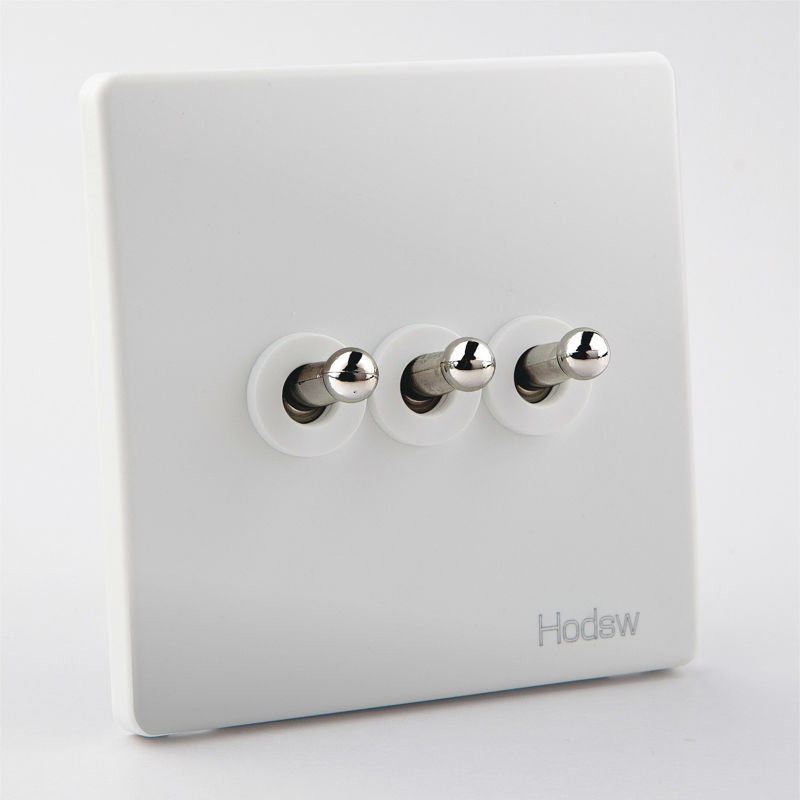 Hodsw Brand Light Switch  Wall Switch  Fashion British