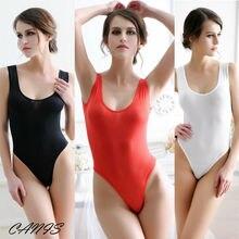 Lady Sexy Bodycon Bodysuit Summer Slim Short Romper Leotard Solid Sleeveless Jumpsuit Women Stretch Tops цена