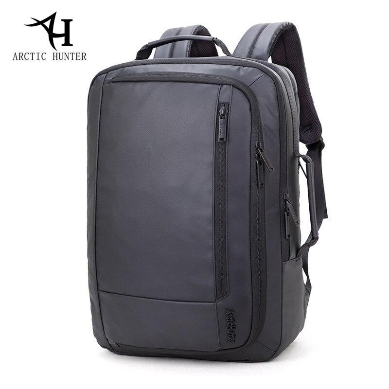 ARCTIC HUNTER 15.6 inch laptop backpacks & tote bag men travel waterproof backpack male travel Backpacks For Teenagers arctic hunter 2018 usb charging waterproof backpack men 15 6 inch laptop backpacks travel bag