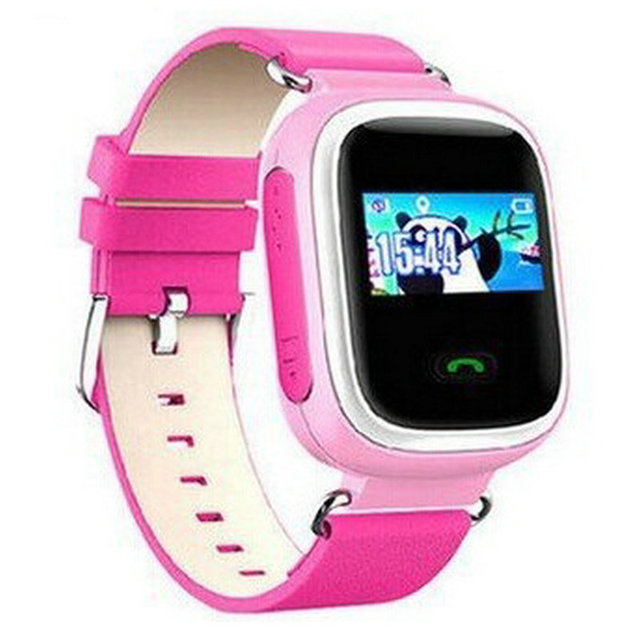 Second generation color child smart watch wifi card led sports electronic watch male girl
