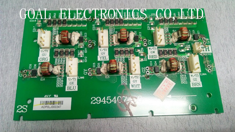 2945407400 inverter drive plate protection board AB400 inverter drive plate 30 kw inverter power driven plate placed board ypct31521 1a and etc617143