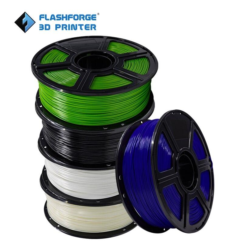 Flashforge ABS 1KG de filamento para Creator Pro, Guider II, Creator3
