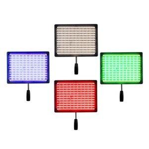 Image 5 - YONGNUO YN600 LED RGB Video/Foto Luce con Temperatura di Colore Regolabile 3200 K 5500 K per le Fotocamere REFLEX Wireless Bluetooth Remote
