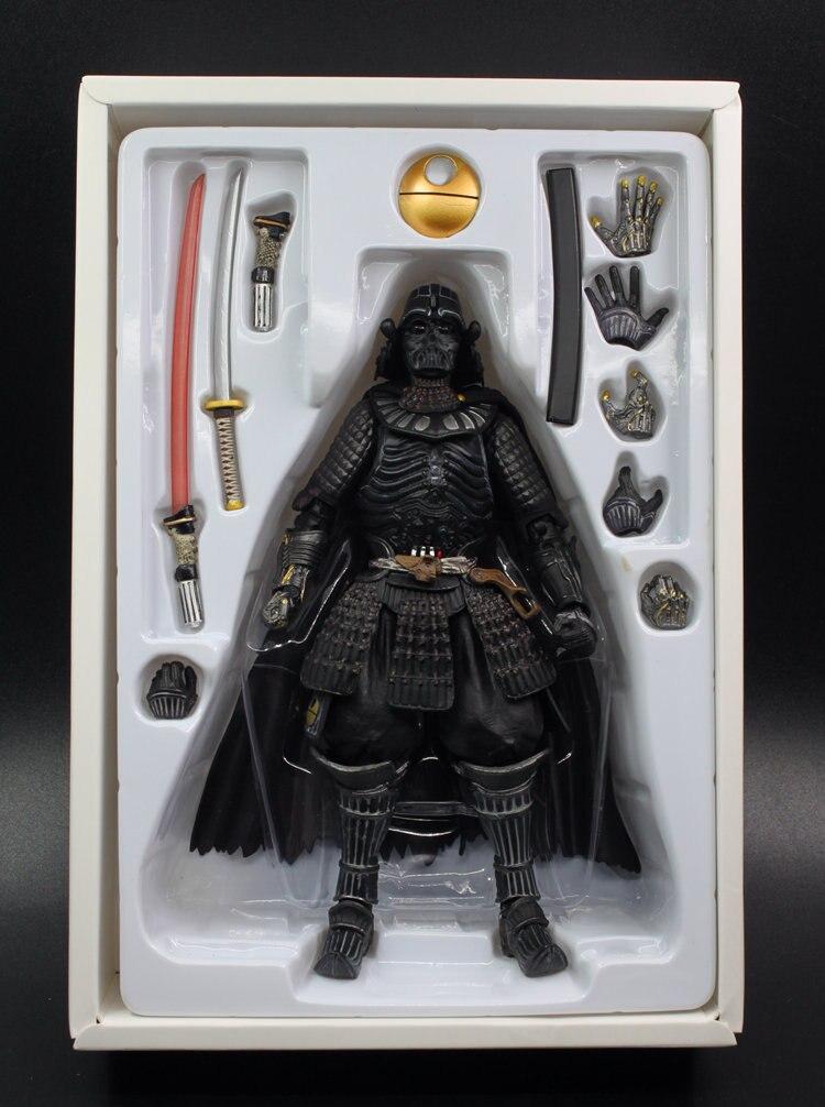 Figurines Action Star Wars dark vador Sic samouraï Taisho 17 cm réalisation Anime figurines Star Wars jouets