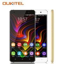 Oukitel C5 PRO 5.0 Pulgadas 4G Smartphone Android 6.0 MTK6737 Quad Core 2 GB RAM 16 GB ROM GPS WiFi C5Pro Abrió El Teléfono Móvil celular