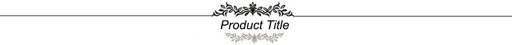 D-Product Title