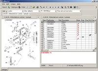 Landini Galileo 7.4 - Spare parts catalogue
