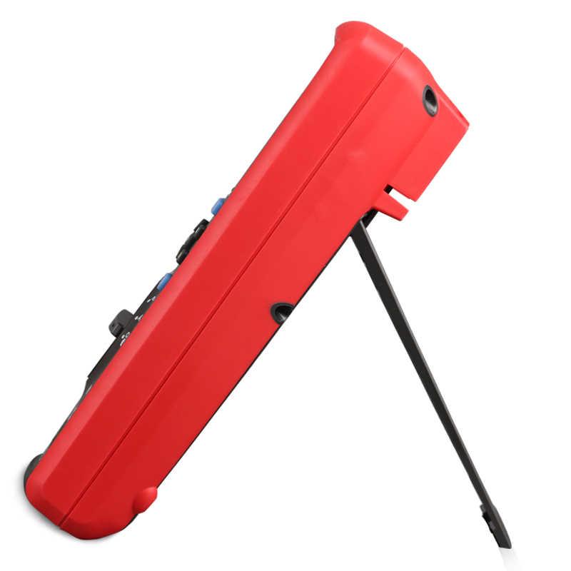 UNI-T UT181A True RMS Datalogging Multimeter, 0.1% Uji Akurasi Ponsel Pintar/Perangkat Lunak PC, tren Menangkap Fungsi IP65 Tahan Air