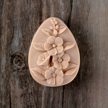 Nicole Silicone Soap Bar Mold with Flower Pattern Natural Handmade Bath Bomb Chocolate Candy Mould