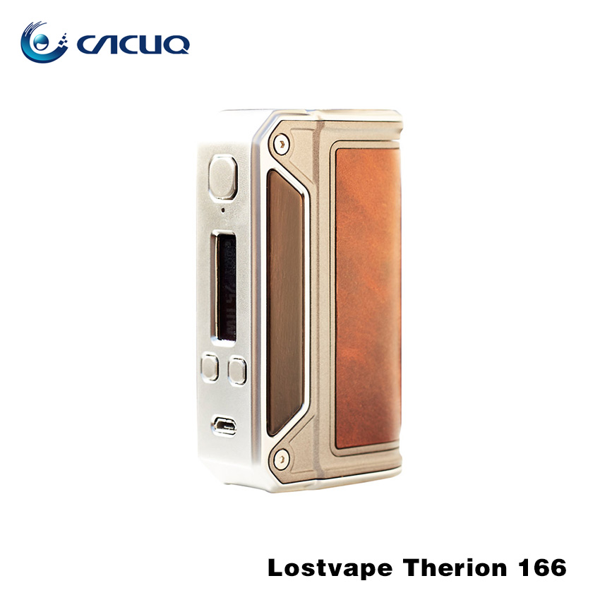 Original Lost Vape Therion 166w Box Mod Lostvape TC Box Mod Electronic Cigarettes Mods