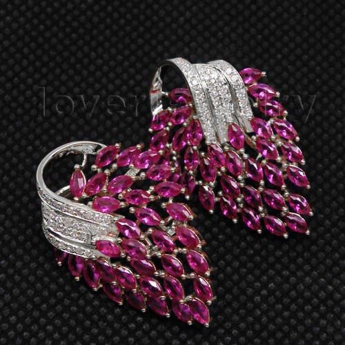 ruby earrings-3