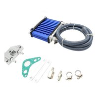 Oil Cooler Radiator Cooling For 140cc 150cc 160cc 250cc TTR SSR Dirt Pit Bike ATV Automotive Tools