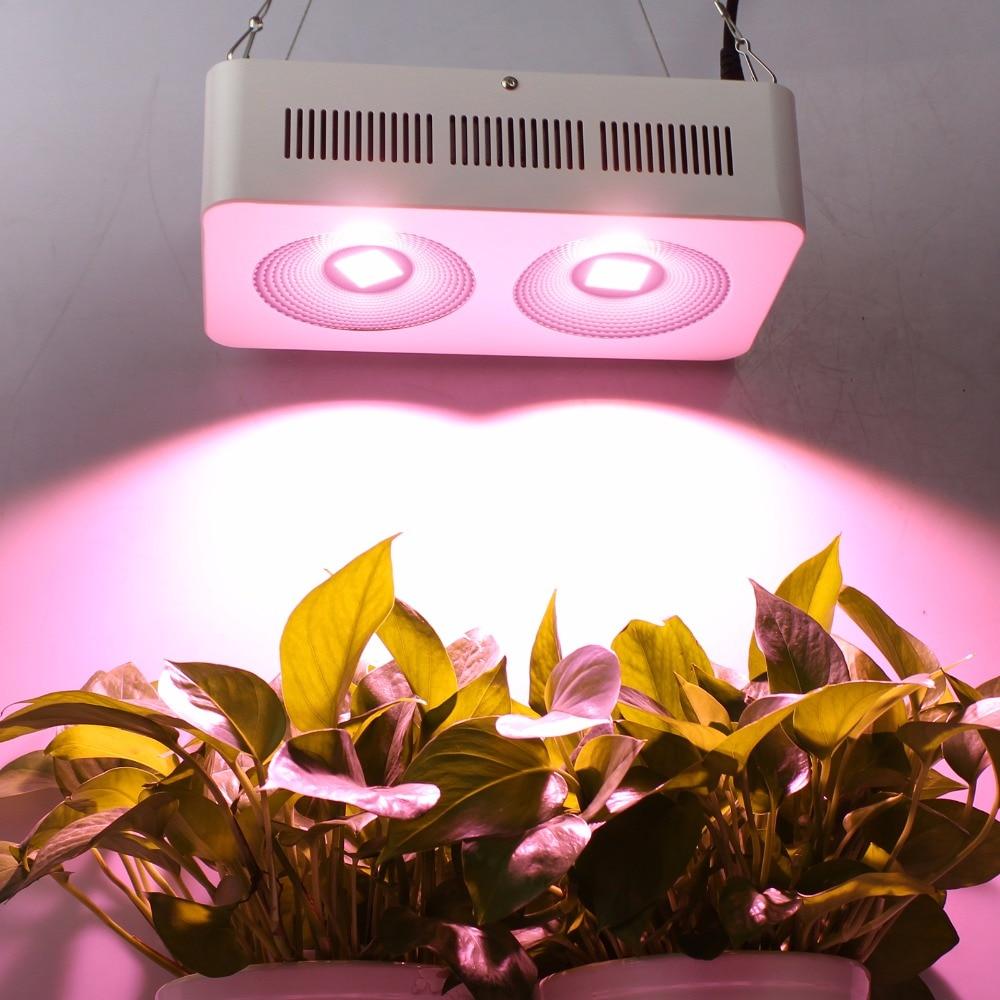 HOT SALE New design COB 400w full spectrum LED Grow Light for greenhouse indoor plant led lamp 2015 new design professional 100w cob led spotlight led par light for sale
