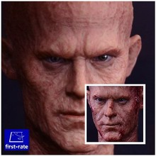 1/6 scale figure doll accessory Male Head shape Deadpool burn Wade Head carved for 12″ action figure doll Not included body