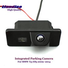 Liandlee Car Rear View Backup Parking Camera For BMW X3 E83 2009~2014 Rearview Reverse Camera / Integrated SONY HD CCD цены онлайн