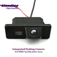 Liandlee Car Rear View Backup Parking Camera For BMW X3 E83 2009~2014 Rearview Reverse Camera / Integrated SONY HD CCD