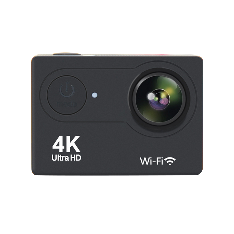 Ultra HD 4K Waterproof Action Camera Sports WIFI Camcorder 1050MA Capacity Battery 170D Sports Camera Accessories go pro Camera