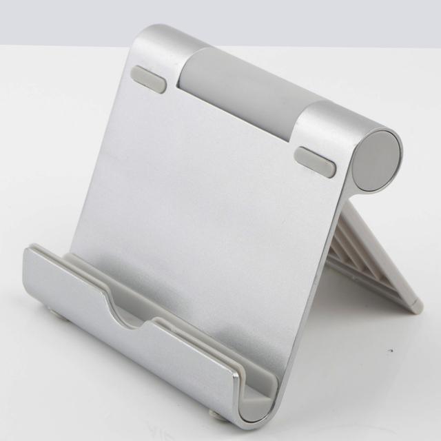 Luxo de ouro liga de alumínio tablet pc desktop stand titular ângulo ajustável universal todos os comprimidos preguiçoso suporte para ipad air mini