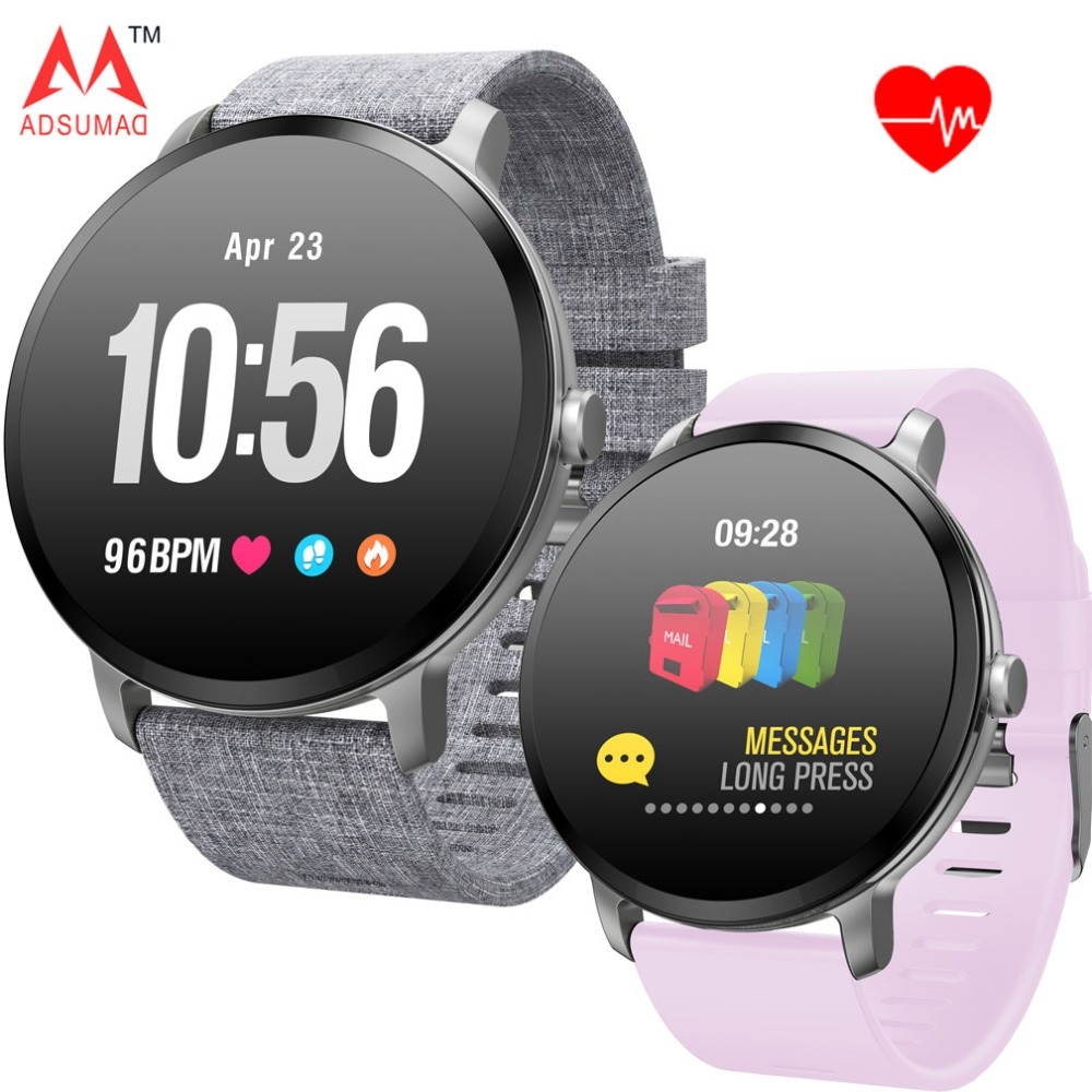 Smart watch V11 IP67 waterproof Tempered glass Activity Fitness tracker Heart rate monitor BRIM Breathing light band bracelet v11 smart watch ip67 waterproof tempered glass activity fitness tracker heart rate monitor brim men women fitness smart watch