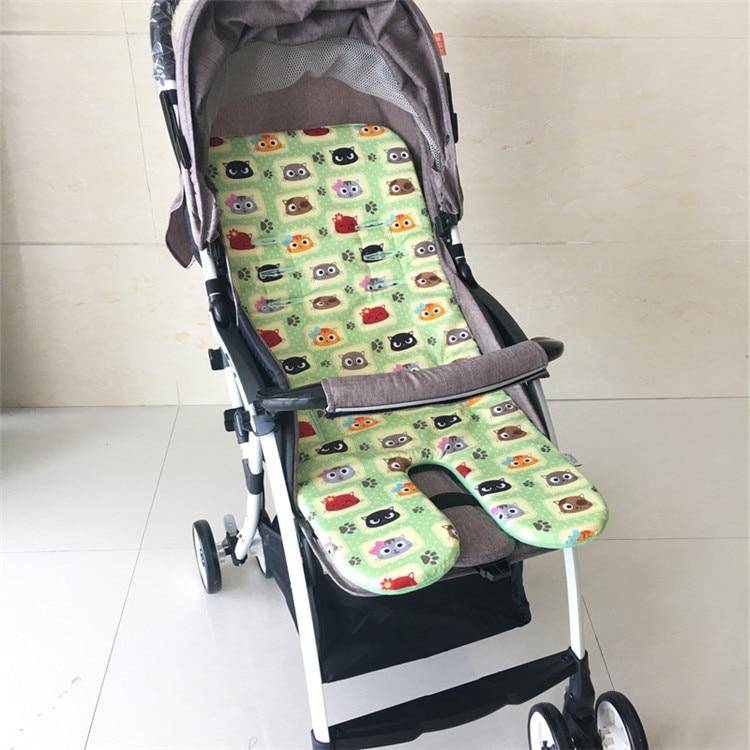 5 Stlys Cotton Polyester Baby Stroller Cushion For Stroller Seat, - ბავშვთა საქმიანობა და აქსესუარები - ფოტო 4