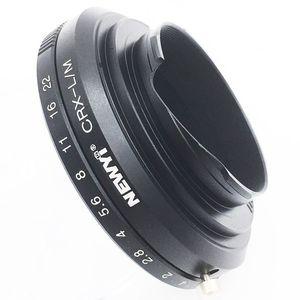 Image 4 - NEWYI Für Contarex Crx Objektiv Leica M Lm M4 M5 M6 M7 M8 M9 Mp Techart Lm Ea7 Adapter kamera objektiv Konverter Adapter Ring