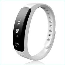Горячая Bluetooth Фитнес-Браслет Спорта Шагомер Умный Браслет Сна Монитора Браслет Smartband Для iOS Android xiaomi pk fitbits
