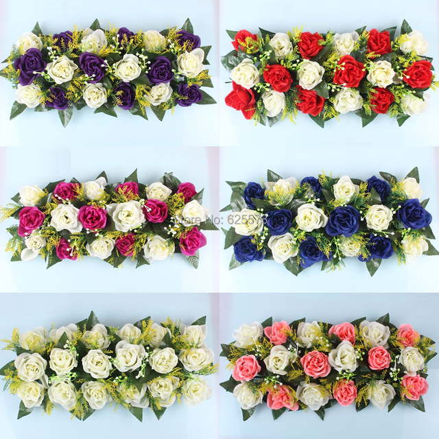 High density wedding decorative flower arch artificial hydrangea high density wedding decorative flower arch artificial hydrangea road led flowers wedding arch flower decoration junglespirit Choice Image