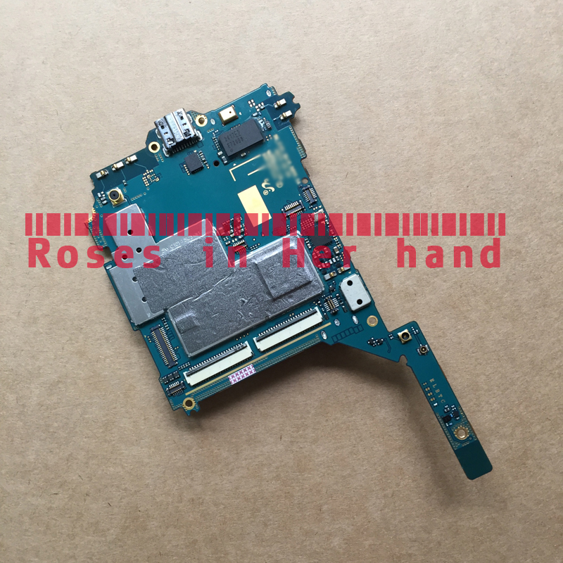 WCDMA Working well Genuine Original Circuit For Samsung Galaxy S4 Zoom C101 Unlocked Motherboard Logic Mother Board Lovain Plate(China)