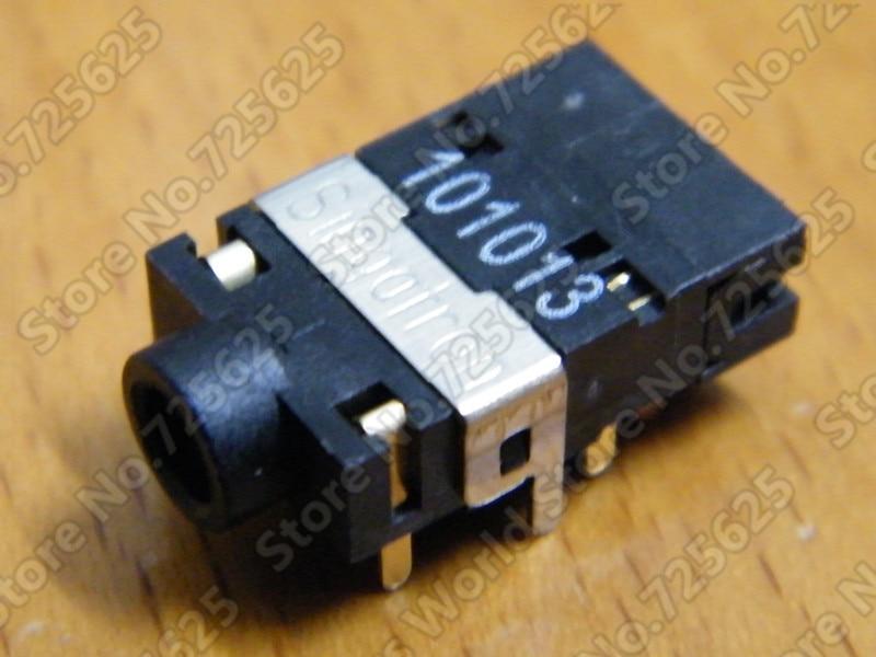 Envío gratis 2 piezas de portátil, conector de audio / conector - Cables de computadora y conectores - foto 3