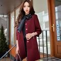 Dabuwawa autumn winter large size two colors windbreak outwear