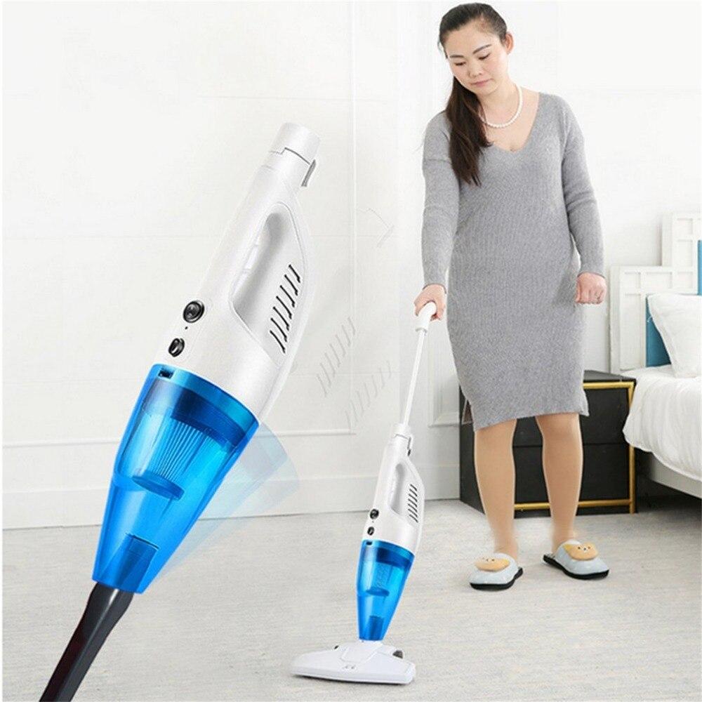 Hand Vacuum Cleaner Push Rod Table Top Mini Home Rod Vacuum Cleaner Portable Dust Collector Home